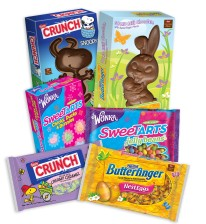 Nestle Easter collection